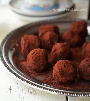 Tartufi wafer e panna,dolcetti veloci e deliziosi!!Potete prepararli per un buffet,feste di compleanno o semplicemente per una coccola serale