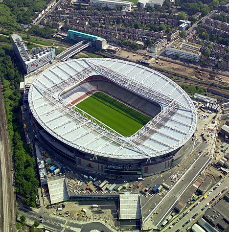 Emirates Stadium - London, England