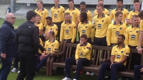 Warwickshire: Ian Bell's Bears to start season at full strength