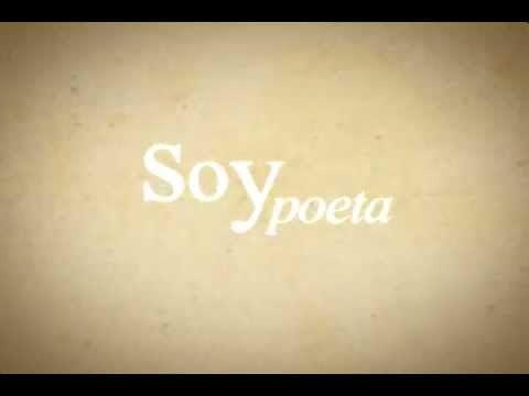 Buenos días... ¿Puedo pasar? Me llamo Pablo Neruda, Soy Poeta