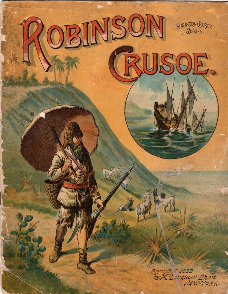 an overview of the imaginary story robinson crusoe Daniel defoe's robinson crusoe was inspired by the story of  adding his  imagination, his experiences, and a whole history of other stories to.