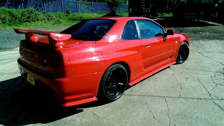Used 2000 Nissan Skyline R34 for sale in Tyne And Wear | Pistonheads