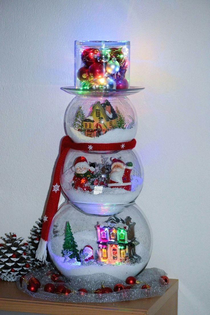 Best Christmas Crafts For 2020 36 BEST HOMEMADE CHRISTMAS DECORATIONS CRAFT IDEAS in 2020