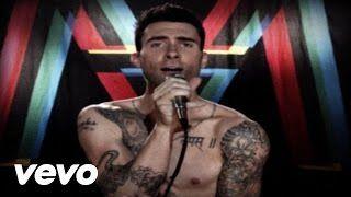 maroon 5 moves like jagger - YouTube