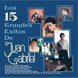 Los 15 Grandes Exitos de Juan Gabriel [CD]