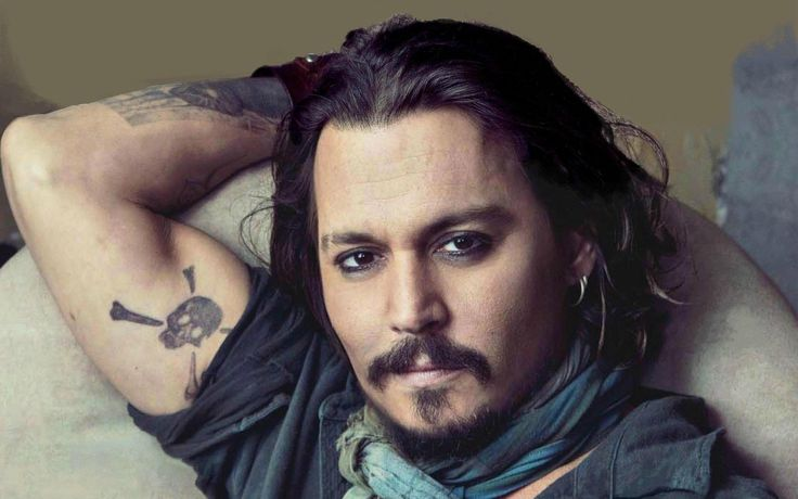 Johnny Depp HD Wallpaper for your desktop. Get from our beautiful High Definition Celebrities HD Wallpapers Wide collection the most cool stars from the world.
