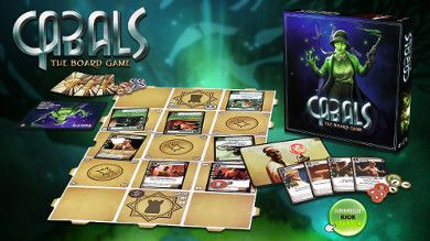Kickstart Cabals! News | Cabals: Magic & Battle Cards