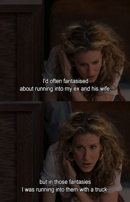 """Carrie Bradshaw's 23 Most Iconic Lines On """"Sex And The City"""""""