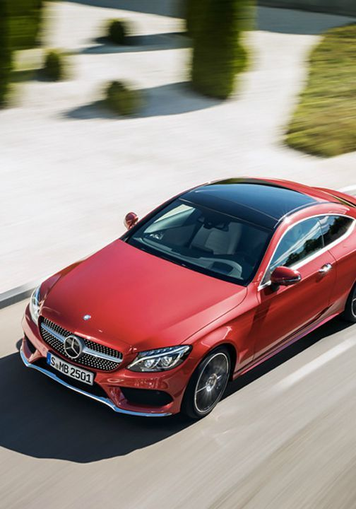 Instantly thrilling, the new Mercedes-Benz C-Class embodies modern luxury. Athletic, sporty, and sensual, this vehicle is sure to put a smile on your face and the love for finer things in your heart. Click to discover everything Mercedes-Benz has to offer you.