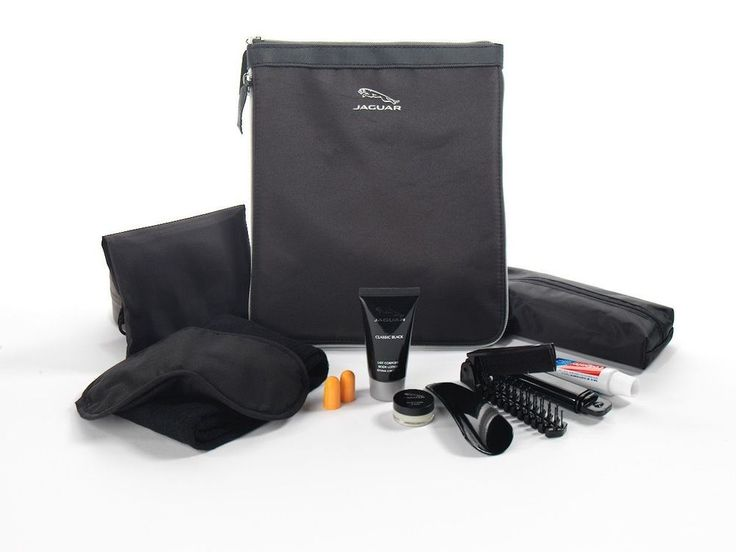 NEW! SEALED!!! Turkish Airlines JAGUAR Long Haul Business Class AMENITY KIT