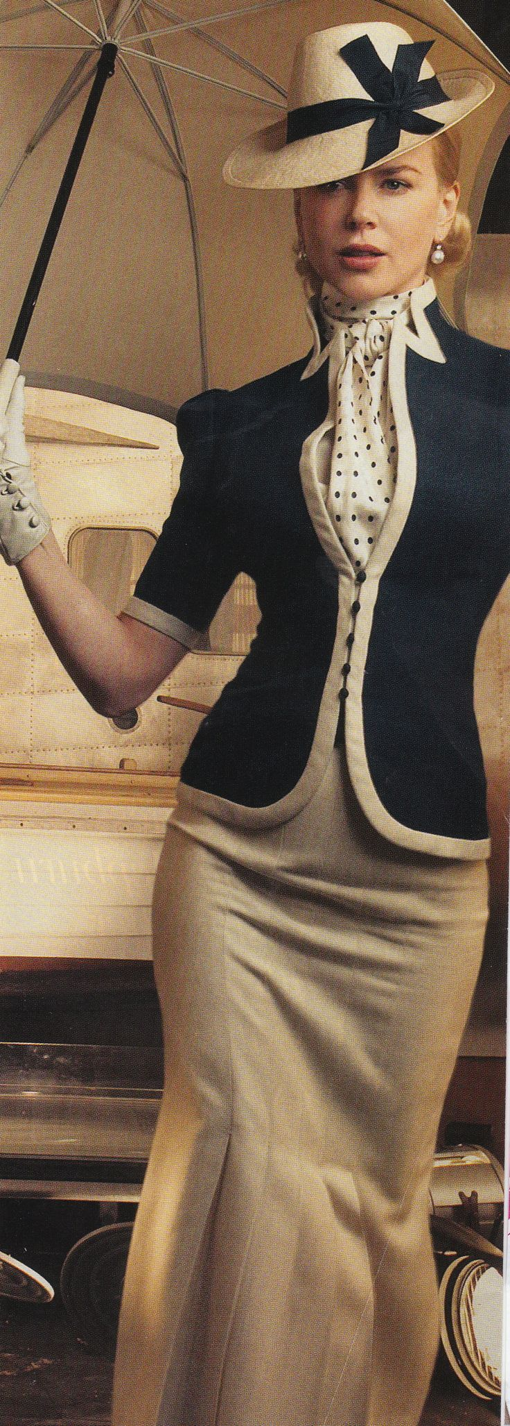 "Nicole Kidman in ""Australia"" ~ great costumes ~"
