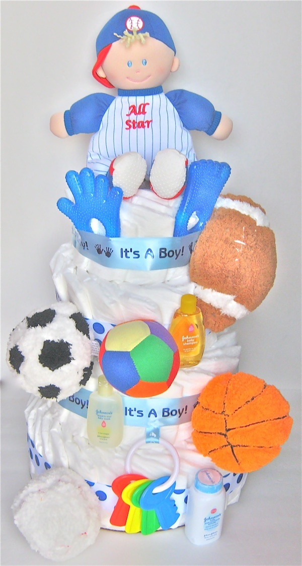Baby Gift Ideas To Send : Best baby gift baskets images on ideas