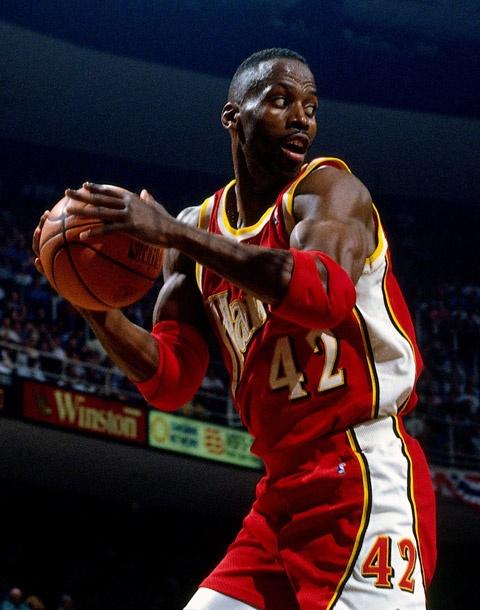 Kevin Willis Atlanta Hawks