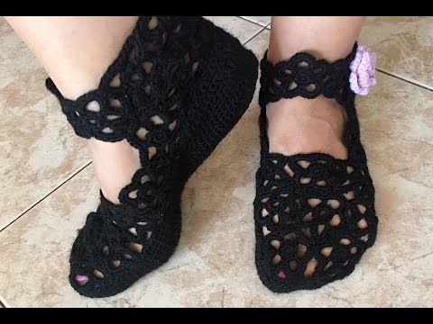 Copia de Zapatillas de encaje - YouTube