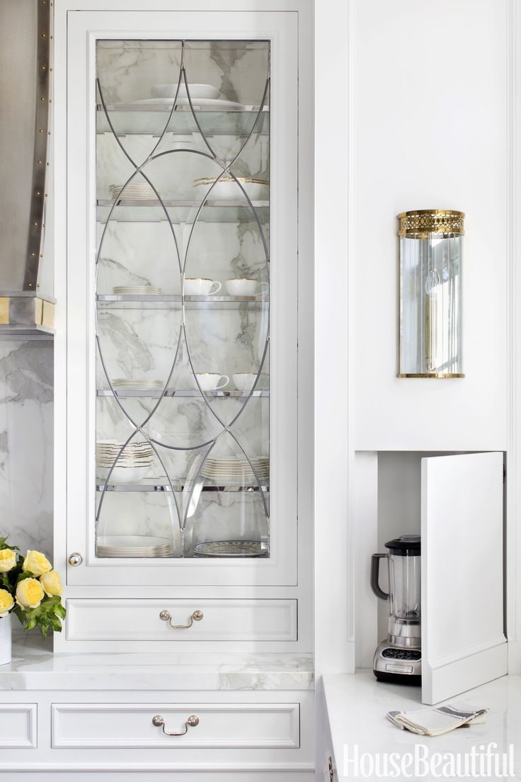 This Just Might Be The Fanciest Kitchen We Ve Ever Seen Leaded Glass Cabinet Doors Glass Kitchen Cabinet Doors Glass Cabinet Doors