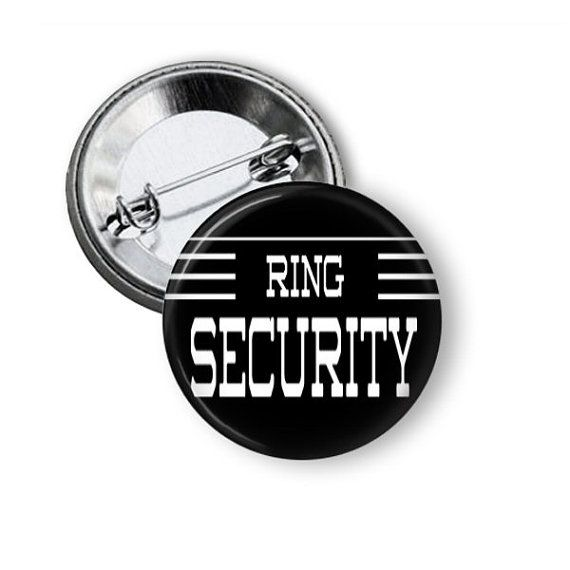 Gift for Ring Security Agent Ring Security by NannyGoatsCloset