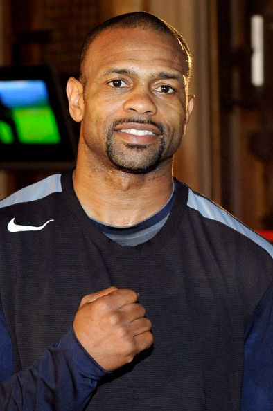 Roy Jones Jr.: Jan. 16th