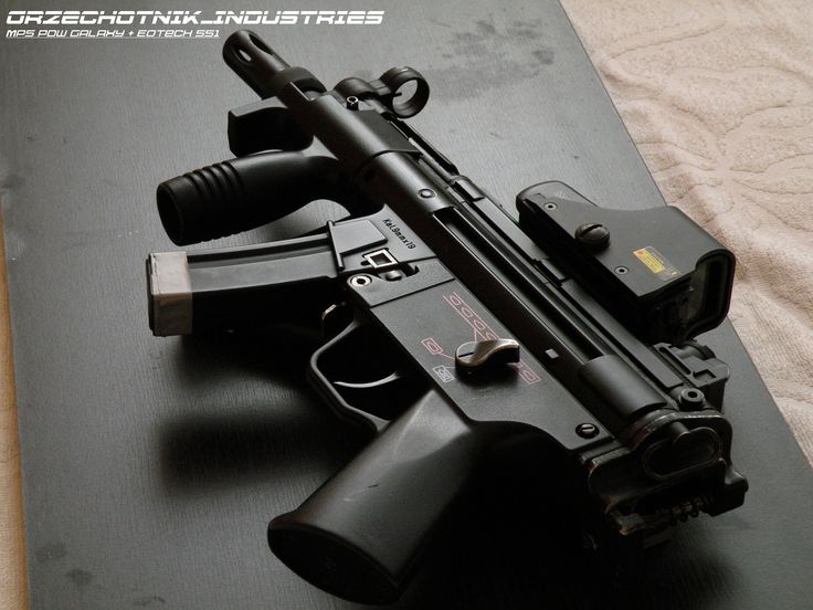 Heckler_&_Koch_MP5_PDW_Galaxy_with_+_Eotech_551 Find our speedloader now! http://www.amazon.com/shops/raeind