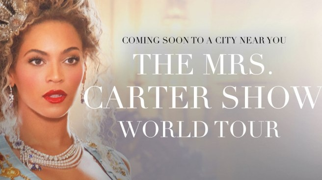 Superbowl was the beginning of Beyonce's heavy year of performances... The World Tour : Mrs . Carter is going to cost you to see Mrs. Carter perform, I mean her ticket prices are close to what fans used to pay for The Beatles.  If you missed the Superbowl performance , then get your pockets ready to see her live on stage.  Superbowl was t...