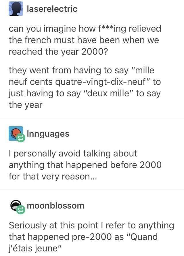 19 Posts Tumblr Sur La Langue Francaise Qui Feront Rire Tous Les Bilingues Beautylifeinfr Tumblr Funny Funny French Learn French