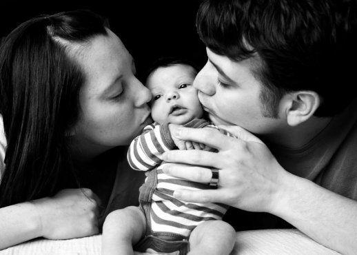 17 ideas para fotos con tu recién nacido | Blog de BabyCenter