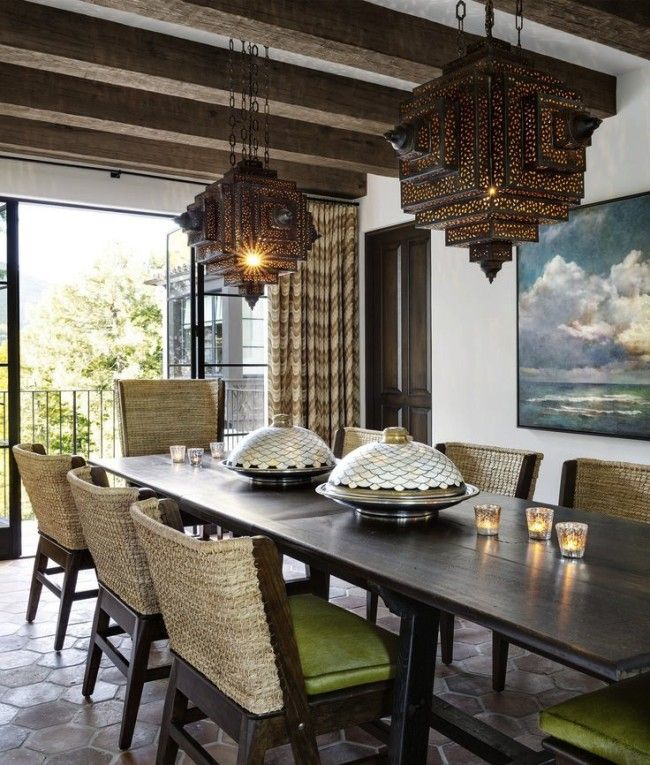 A Bay Area Home With Spanish Style