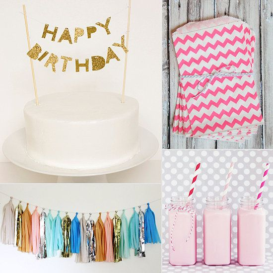 Where to buy the best kids' party supplies to make party planning a breeze!