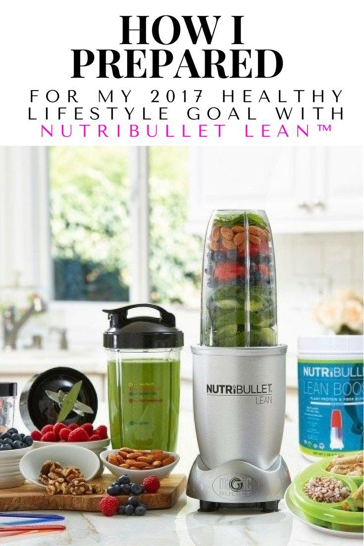 NutriBullet LEAN™ healthy lifestyle #ad #getlean