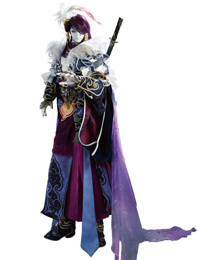 Thunderbolt Fantasy: Nobuyuki Hiyama as the voice of Shā Wú Shēng. #puppetry
