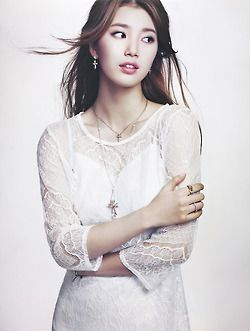 Suzy ★ Miss A //  Elle Magazine November Issue '13