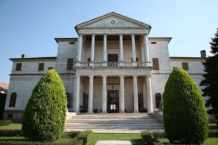 Andrea Palladio - Villa Cornaro - 1552