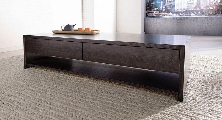 Nez coffee table made from Tasmanian Oak