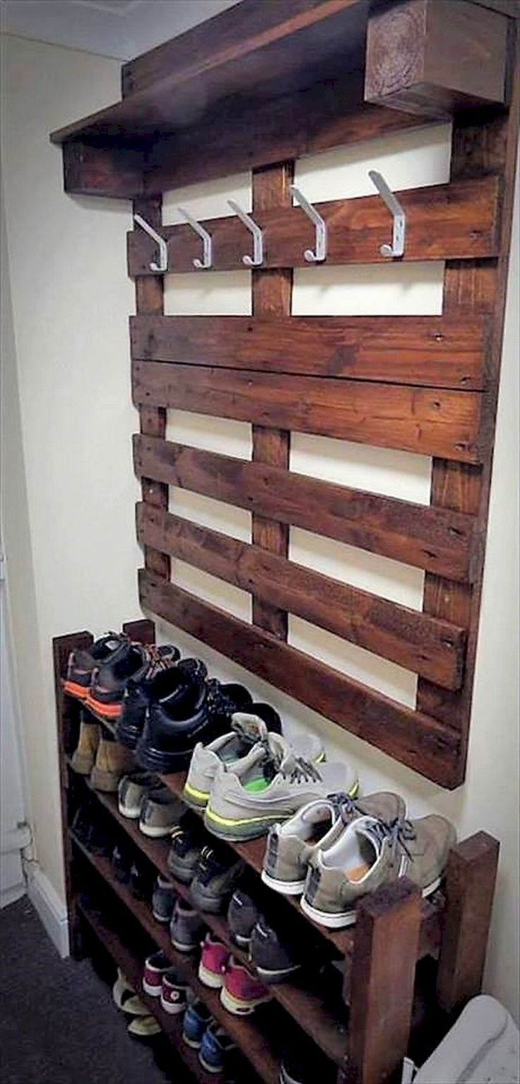 best 25 shoe racks ideas on pinterest shoe rack pallet diy shoe storage and lazy susan shoe rack. Black Bedroom Furniture Sets. Home Design Ideas