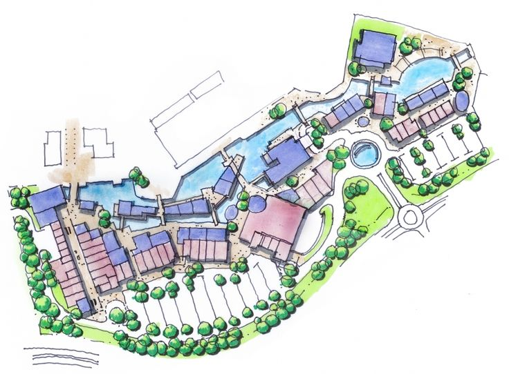 Mixed Use Masterplan | Works | Lead 8
