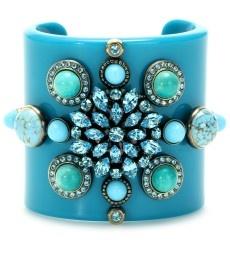 emilio pucciCuffs Bracelets, Turquoise Cuffs, Emilio Pucci, Pucci Embellishments, Embellishments Cuffs, Accessories, Pucci Cuffs, Emiliopucci, Fancy Jewelry