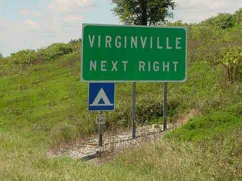 Image result for Virginville, Pennsylvania