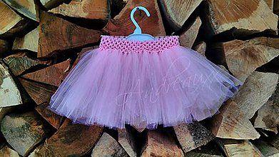 Detské oblečenie - Tutu