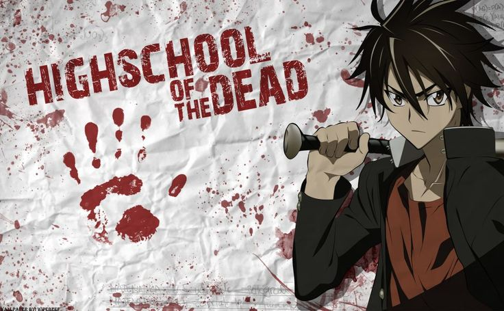 Highschool Of The Dead HD Wallpaper