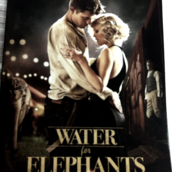 the circus of capitalism in water for elephants by sara gruen 9781420681581 1420681583 animal lives: elephants,  v 1 - capitalism,  my family - paint w/water,.