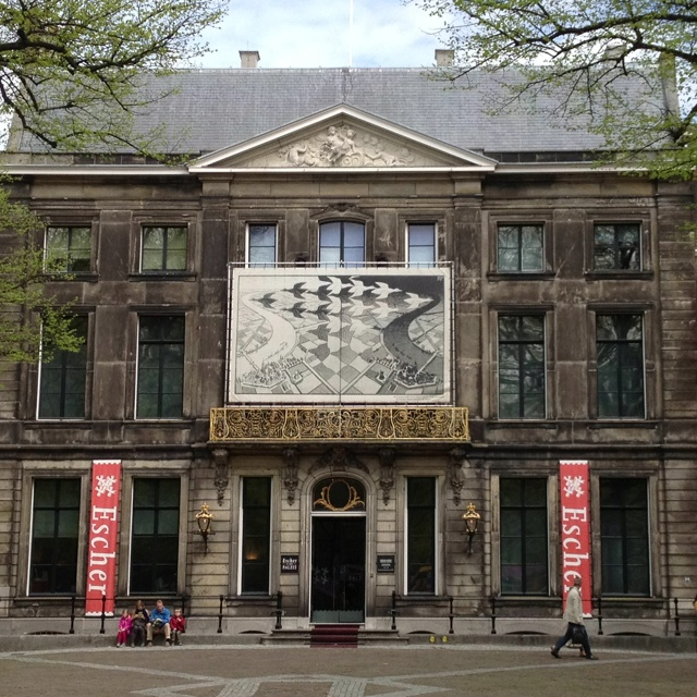 Escher Museum in Den Haag, more people should go here!