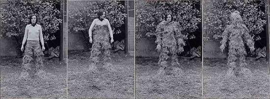 Fina Miralles - Dona arbre