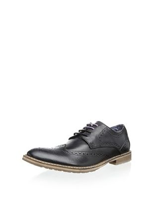 55% OFF Ben Sherman Men's Bergen Brogue Oxford (Midnight)