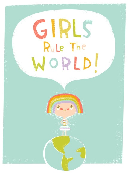 Girls Rule!!
