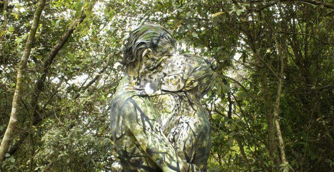 Orly Faya |Body painting :http://www.artpeople.net/?p=474