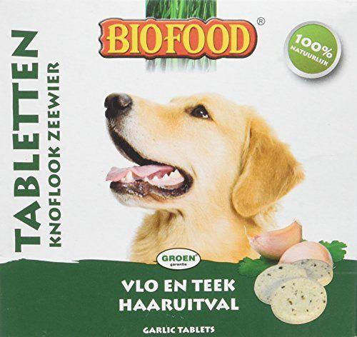 BIOFOOD Friandise Anti-Puces Algue pour Chien 55 Pièces #BIOFOOD #Friandise #Anti #Puces #Algue #pour #Chien #Pièces