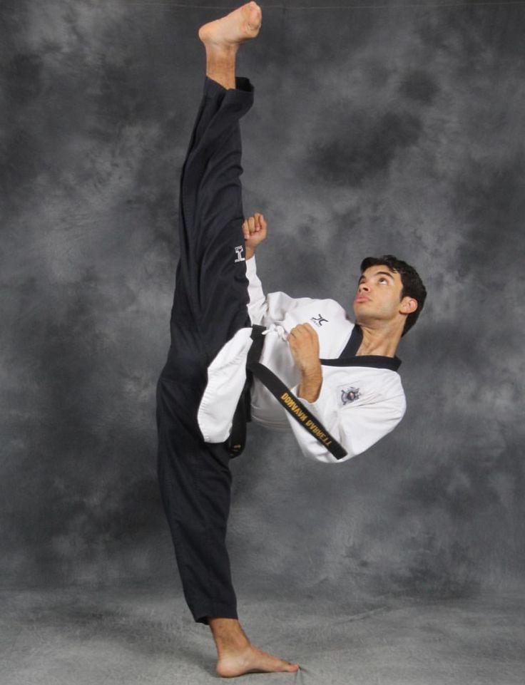 Dddaaaammmnnnn goals taekwondo martial arts workout