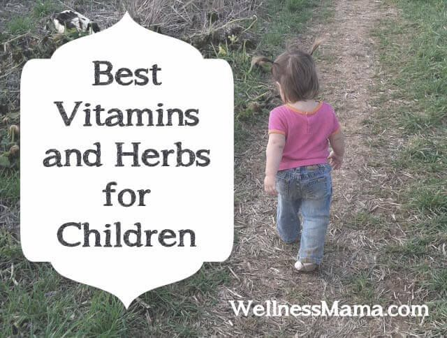 These vitamins and herb supplements for children ensure that growing bodies have the nutrients needed for optimal growth.