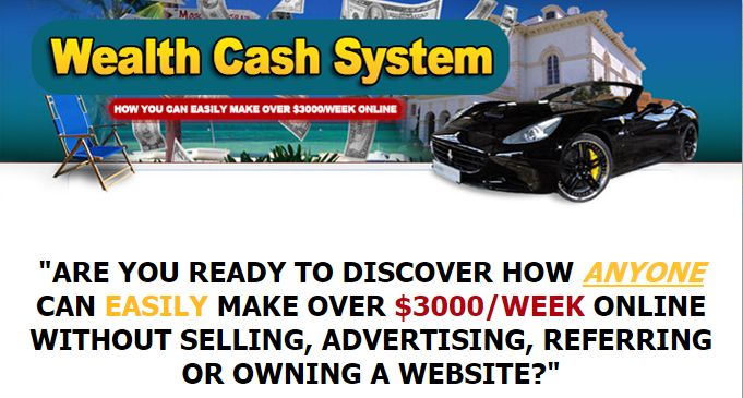 If you have heard about Walter Green's Wealth Cash System, I strongly suggest you read my review first!  In my Wealth Cash System Review I will be exposing the system for what it truly is!  #WealthCashSystem #BinaryOptionsTradingSoftware