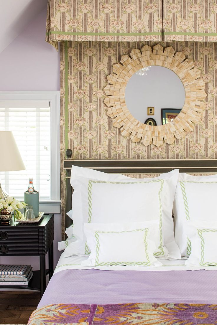 5 Easy Ideas For Decorating Like An Adult #refinery29 http://www.refinery29.com/bunny-williams-decor-advice#slide-5
