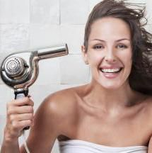 You may not be blowdrying your hair correctly. Find out how to do a proper blow dry, what brush NOT to use and much more in this article on hair drying tips and tricks.